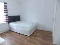 NEW MODERN EN-SUITE ALL INCLUSIVE DOUBLE ROOM, CLOSE TO TUBE