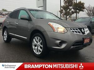 2012 Nissan Rogue SL (LEATHER INTERIOR! SUNROOF!)