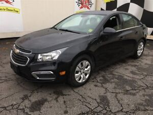 2016 Chevrolet Cruze LT, Back Up Camera,