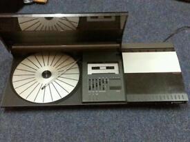 Bang and Olufsen Beocenter 2200. B&O Stereo Tape Radio Record player hfi sound system. Vintage hifi.