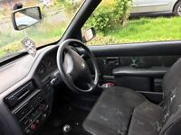 Peugeot 106 petrol £400 ONO