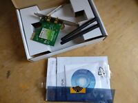 TP-Link PCIE WiFi Card 300Mb/s