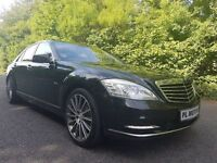 MAGNIFICENT 2010 MERCEDES S-CLASS S350 BLUEEFFICIENCY CDI AUTOMATIC FULL SERVICE HISTORY OUTSTANDING