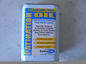 Lead Patination Oil