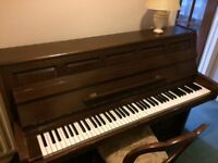 Barratt and Robinson Piano for sale. Free to good home.