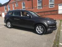 2007 AUDI Q7 3.0D SPECIAL EDITION PX WELCOME