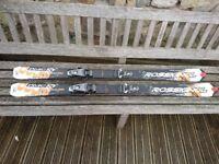 Rossignol 154cm skis