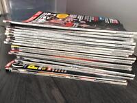 Guitar magazines (x22)