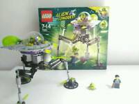 Lego Alien Conquest Tripod Invader - 7051