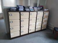 4 drawer filing cabinet #050