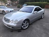 Mercedes Benz CL500 Re-Mapped+De-Catted! *Years MOT*