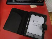 amazon kindle touch 4gb wi-fi 6in with cover