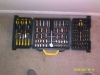 Screwdriver and Socket Set (95 pce)