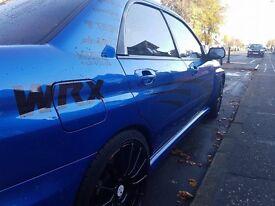 SUBARU WRX 361 BHP 333 TORQUE
