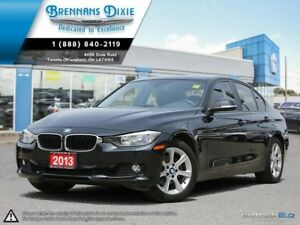 2013 BMW 3 Series 328i xDrive | SUNROOF, TWIN TURBO.