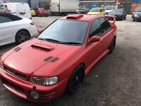 Subaru Impreza 310+ BHP massive engine spec