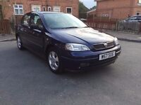 Vauxhall Astra 2000 59800**Leathers***Low Miles 12 Months Mot*TODAYS BARGAIN*Automatic 5 Doors***
