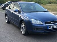 Ford Focus 1.8 TDCi Ghia 4dr FSH, Long MOT, 2 Keys