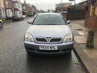 2004 VAUXHALL VECTRA 1.8 PETROL ONLY 98k