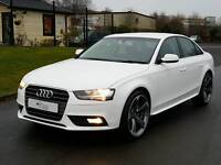 2013 AUDI A4 TDI TECHNIK S LINE/ BLACK EDITION SPEC
