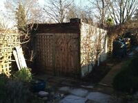 Concrete Garage, free on collection - its gone