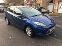 Ford Fiesta 2009: Service History, 1 Prev Owner, 1.25L, AUX Input, First time drivers