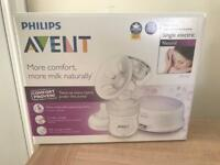 *UNUSED* Avent electric breast pump