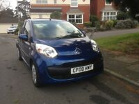"CITROEN C1 ""FIVE DOOR."" **69,000 MILES"""