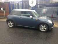 2010 59reg Mini Cooper D 1.6 TD Grey Good runner facelift