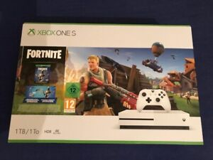 NEVER OPENED Xbox one s Fortnite bundle