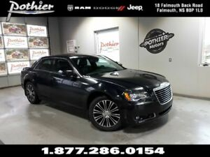 2014 Chrysler 300 S | 8.4 TOUCHSCREEN | HEATED SEATS | LEATHER |