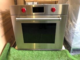 Ex Display Wolf M Series Professional Wall Oven cooker Sub Zero Appliance subzer