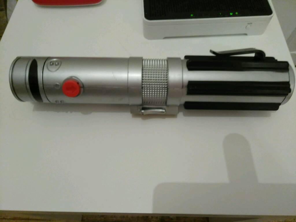 Star wars light sabre