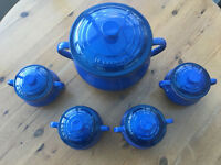 Le Creuset set - never been used!