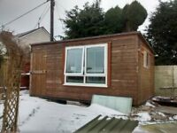 large shed in good condition
