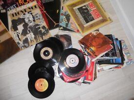 vinyl albums singles