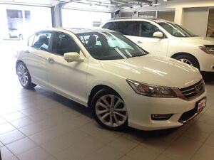 2013 Honda Accord TOURING/1 OWNER LOCAL TRADE!!!