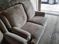 sofa & arm chairs