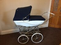 Silvercross kensington pram * 3 months old * immaculate condition silver cross