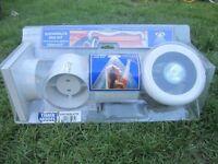 Shower fan & light kit