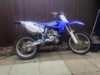Yamaha yzf 250 2003