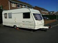 Avondale dart 510 5 berth caravan 2000