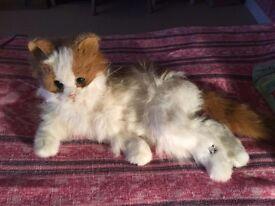 Fur real Cat