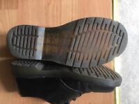 Dr Martens black women shoes size 5