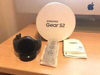 Samsug Gear S2 (WORN TWICE) £150 ONO