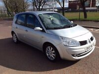 2007 Renault Scenic Extreme 1.6, mot - May 2017,only 40k miles ,car finance available,astra focus