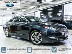 2014 Lincoln MKZ Navigation, Automatic Self Parking assist, Fact