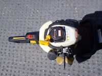 Ryobi hedge cutters perfect working order just needs new filter