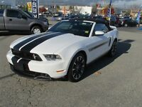 2012 Ford Mustang GT Califonia Special