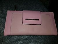 Pink riverisland purse